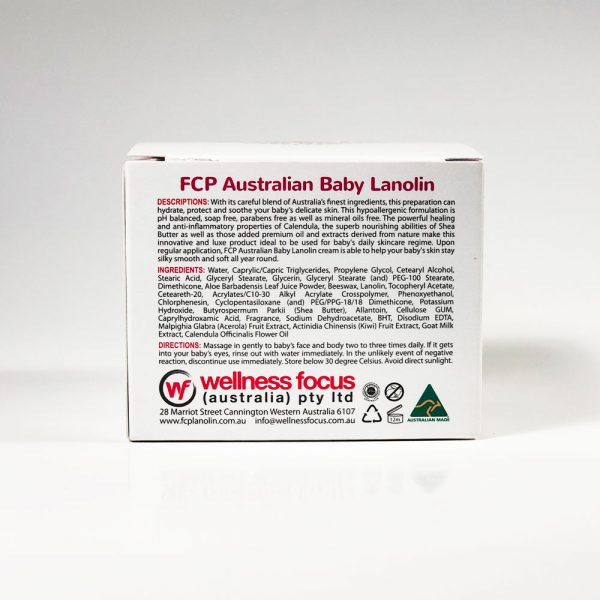 FCP Australian Baby Lanolin